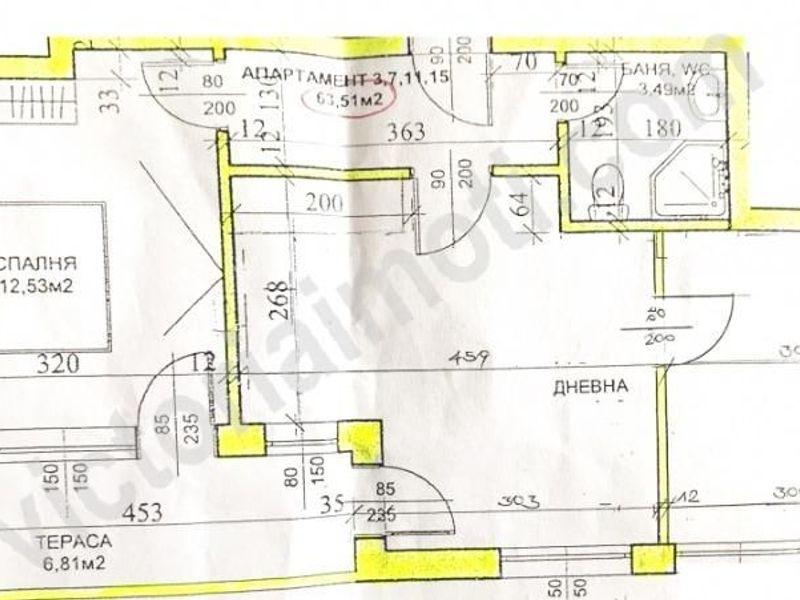 тристаен апартамент велико търново 9v551j1e