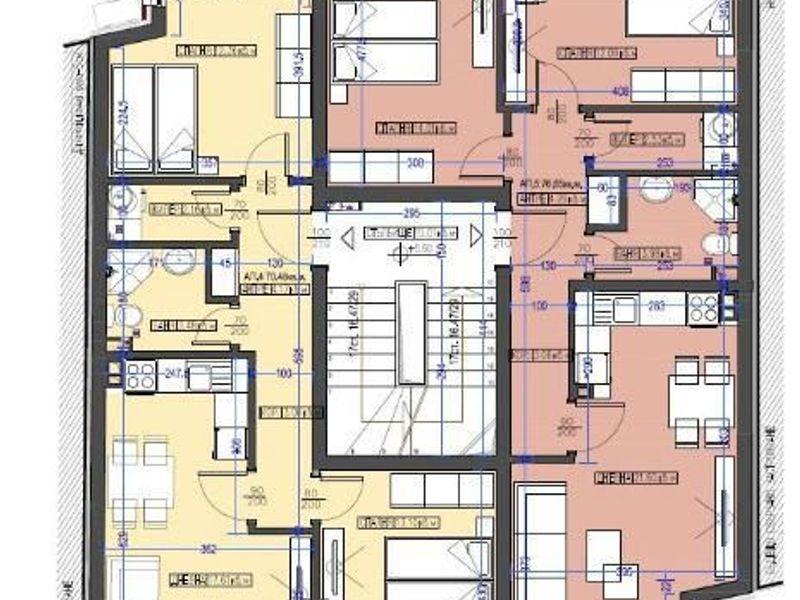 тристаен апартамент добрич b42ednm2