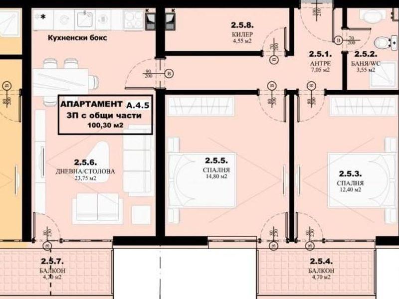 тристаен апартамент елин пелин p3ryvhvs