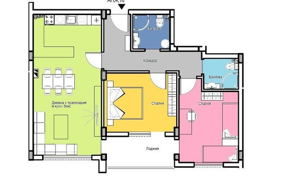 тристаен апартамент кърджали uqg3ruu8