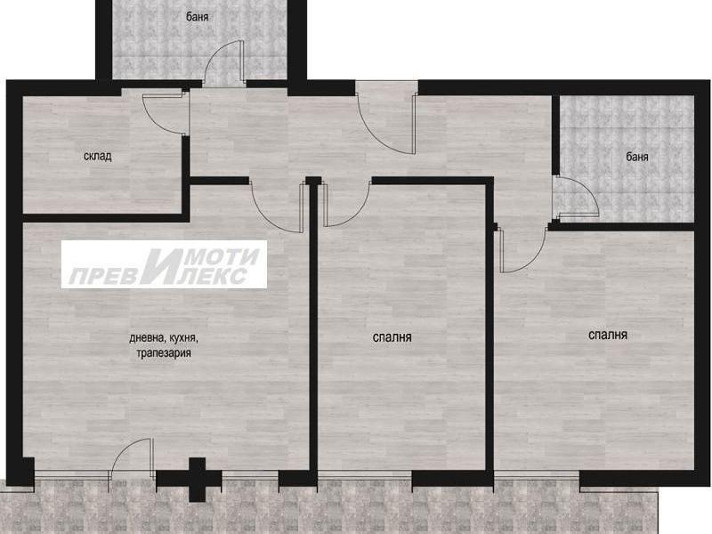 тристаен апартамент пловдив 2v63a6wx