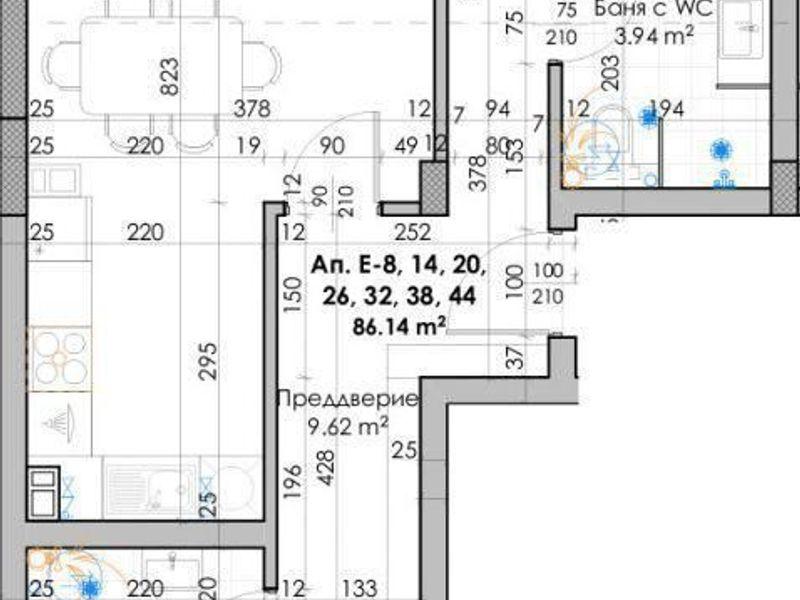 тристаен апартамент пловдив 2y78gn5m