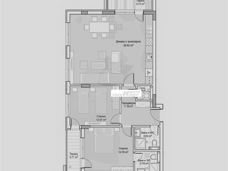 тристаен апартамент пловдив 6adewpjc