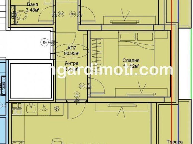 тристаен апартамент пловдив hkcslue2