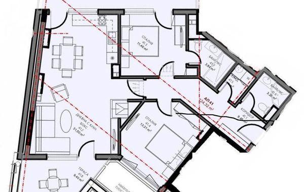 тристаен апартамент поморие 52jwf8ny