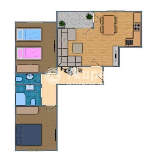 тристаен апартамент русе bnavhp2d