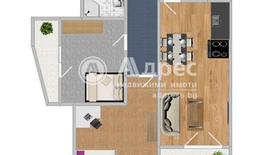 тристаен апартамент русе t5x97nt2