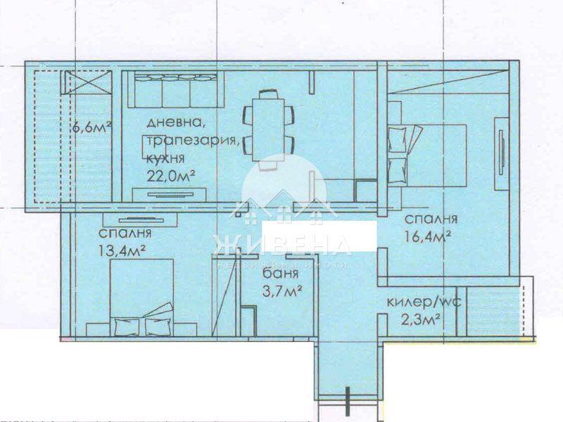 тристаен апартамент св св константин и елена wblt1qnc
