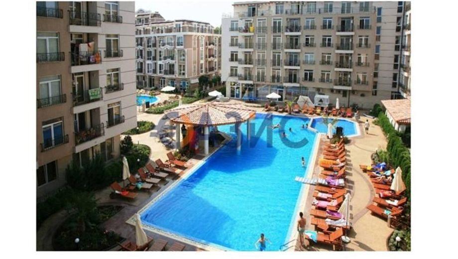 тристаен апартамент слънчев бряг ma86y325