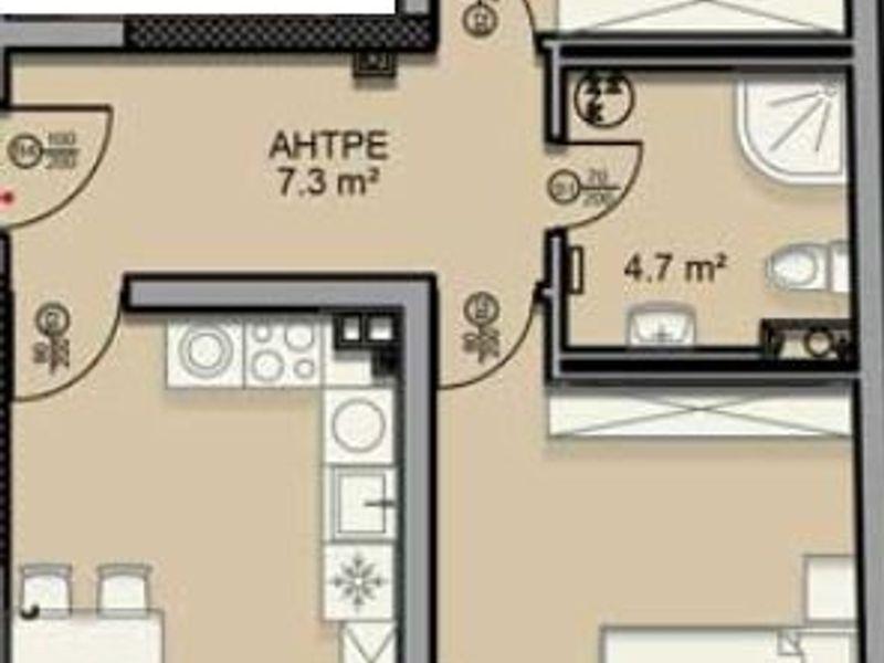 тристаен апартамент софия 1hh5ma8j