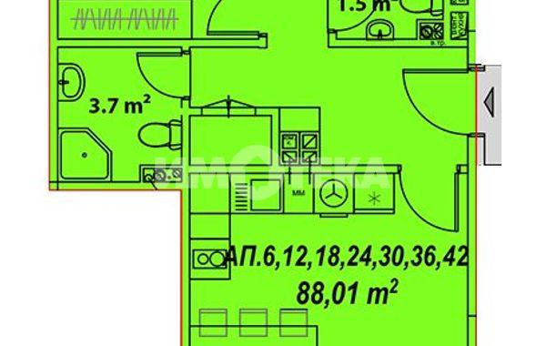 тристаен апартамент софия 1juqqfhx