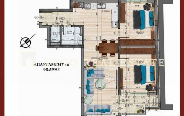 тристаен апартамент софия 1sehb7qp