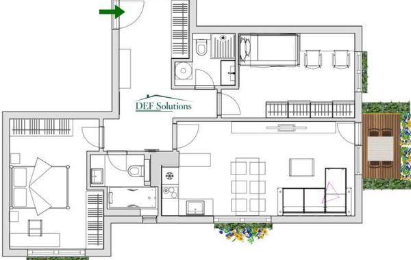 тристаен апартамент софия 1t37ag91