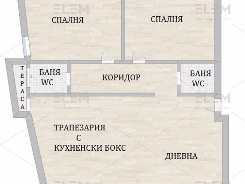 тристаен апартамент софия 1u4whgac
