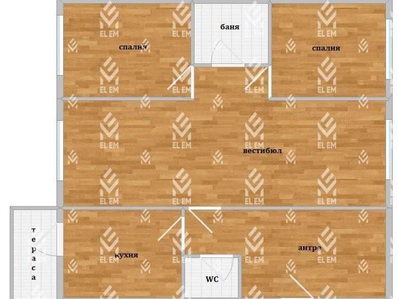 тристаен апартамент софия 1ve54jl1