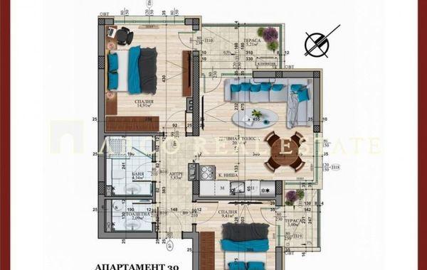 тристаен апартамент софия 2bq9evwt