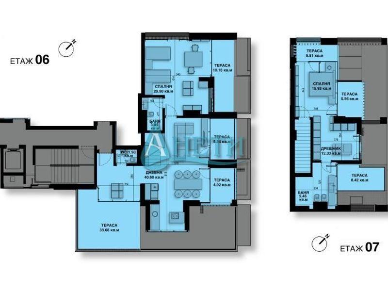 тристаен апартамент софия 2ecmbw4c