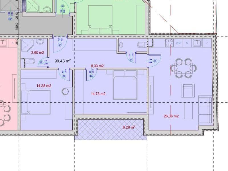 тристаен апартамент софия 2edcfnr4