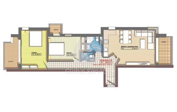 тристаен апартамент софия 2jw4bs4h
