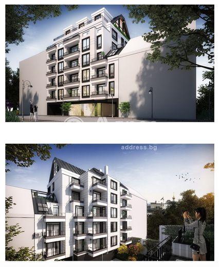 тристаен апартамент софия 2l2ben4k