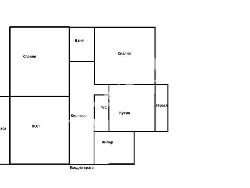 тристаен апартамент софия 37wwv1uw
