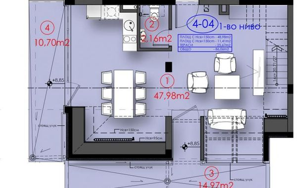 тристаен апартамент софия 3cgxg5q6