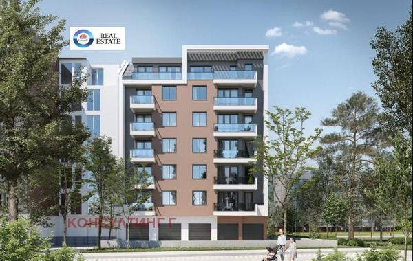 тристаен апартамент софия 3yu67nbe