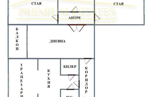 тристаен апартамент софия 5gajg11s