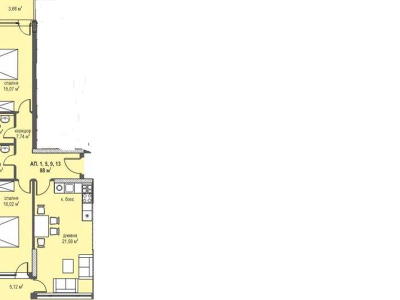 тристаен апартамент софия 6nspbr2v