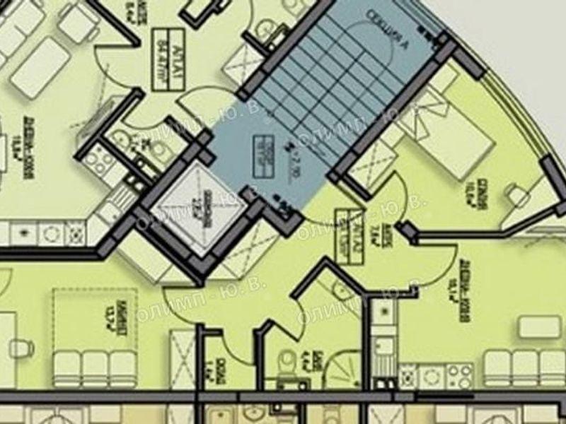 тристаен апартамент софия 7t5m7qa3