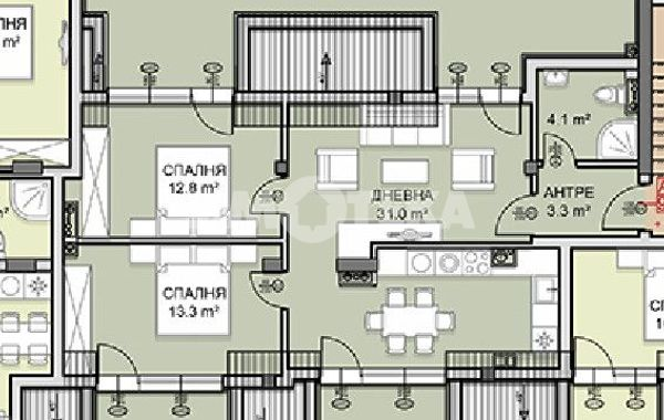 тристаен апартамент софия 7wxy7p6t