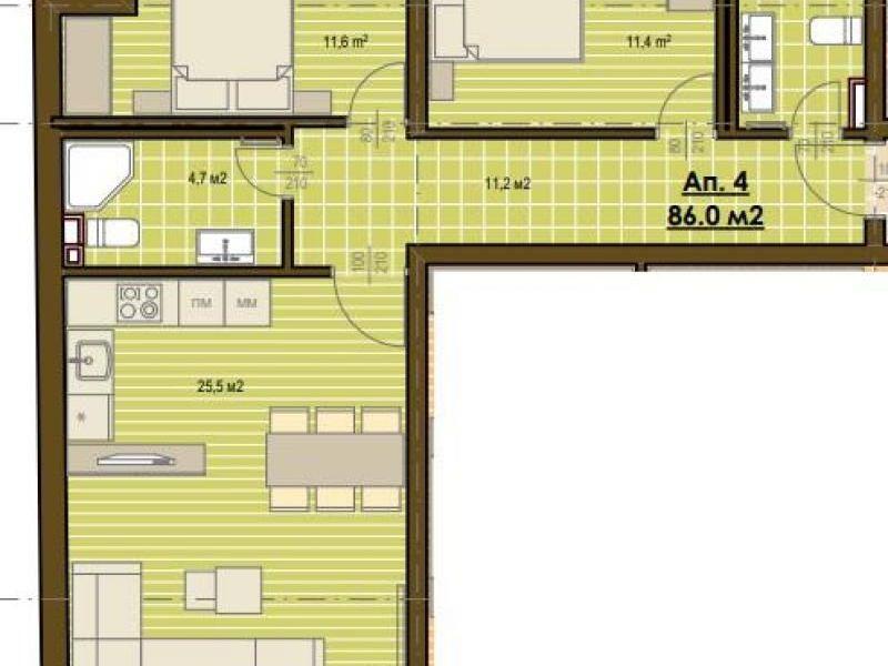 тристаен апартамент софия 8lmpe3kd