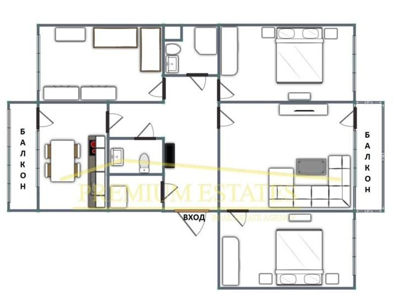 тристаен апартамент софия 95kqxs7k