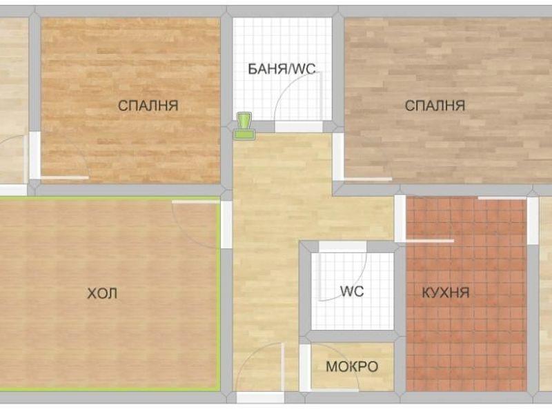 тристаен апартамент софия 96yas7fl