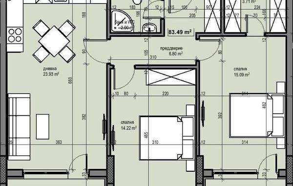 тристаен апартамент софия 9j8c8nf1