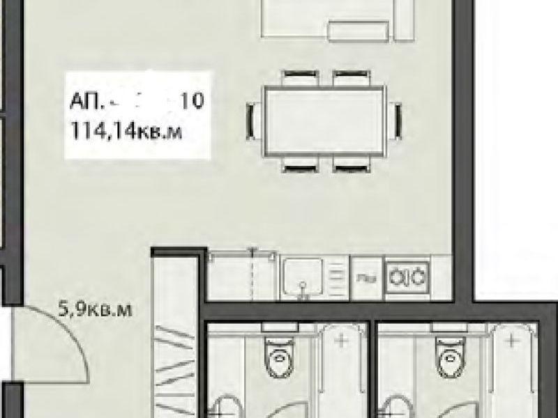 тристаен апартамент софия a6msjjln
