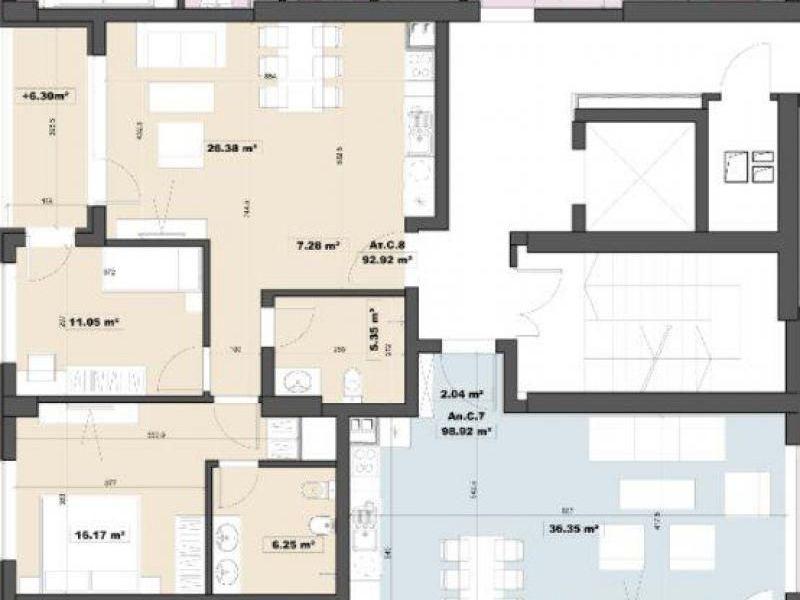 тристаен апартамент софия a8g17c2g