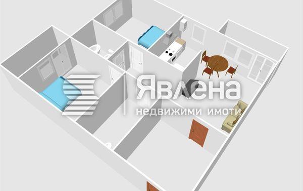 тристаен апартамент софия alred6ac