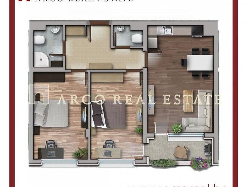 тристаен апартамент софия b4y3muc8