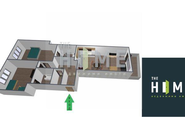 тристаен апартамент софия bb8n13nr