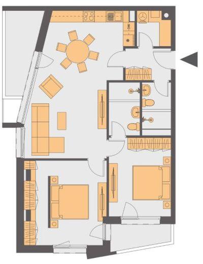 тристаен апартамент софия bgyu9d81