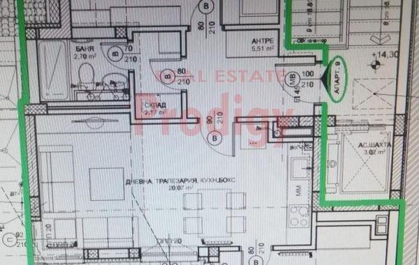 тристаен апартамент софия cs11bxb4