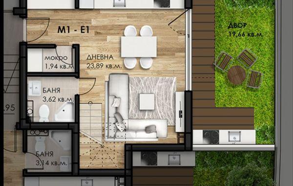 тристаен апартамент софия dj3ks7t5