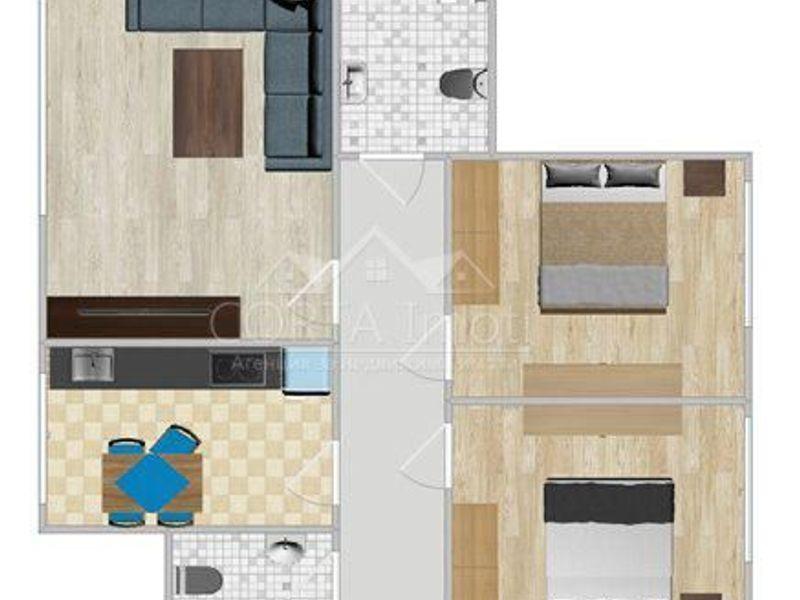 тристаен апартамент софия dn8438uv