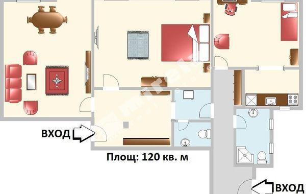 тристаен апартамент софия dnsbntls