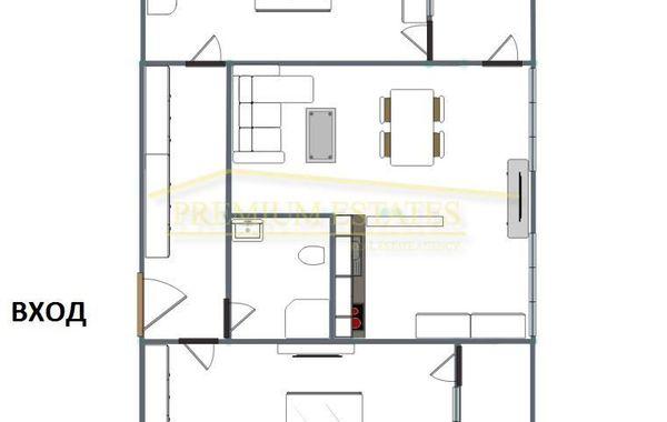 тристаен апартамент софия du5svucj