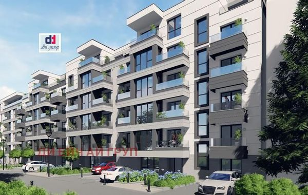 тристаен апартамент софия e1k17s4v