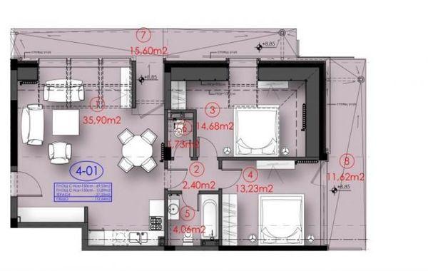 тристаен апартамент софия eersxy9y