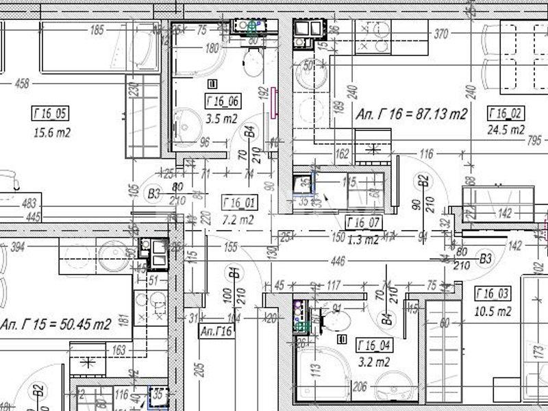 тристаен апартамент софия eg72b63l