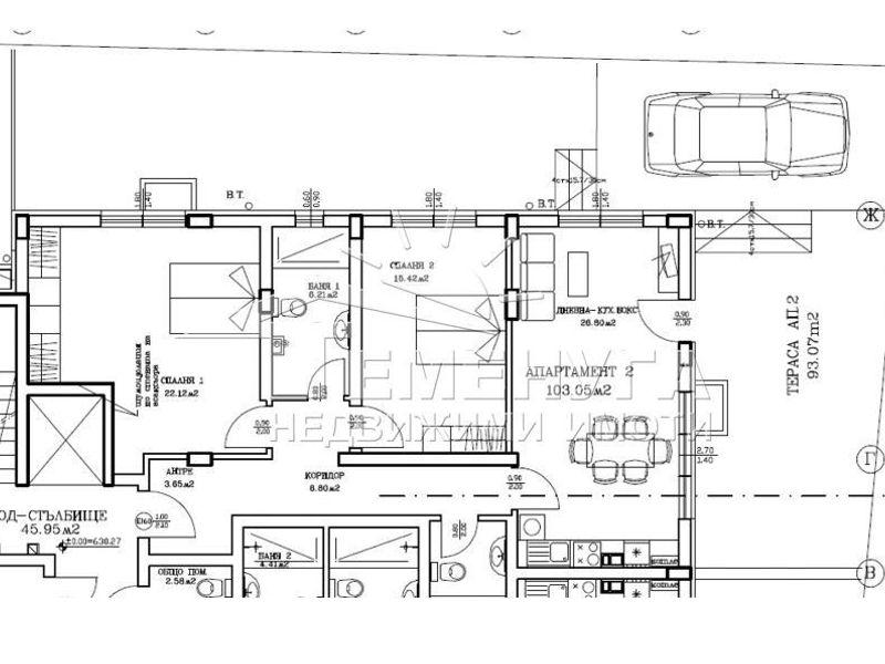тристаен апартамент софия fsc5n6bv